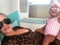 Khloe-Kardashian-True-Summer-Vacation