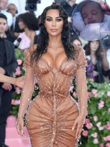 Did Kim Kardashian Reveal Psalm's Middle Name