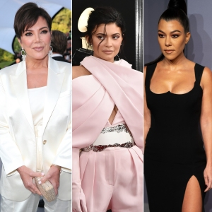 Kourtney Kardashian Calls Sister Kylie Jenner Entitled KUWTK Kris Jenner