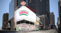 Krispy Kreme First Flagship Store NYC