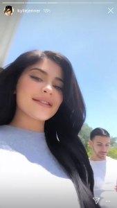 Kylie Jenner DMV Makeup Artist Instagram Story June 18