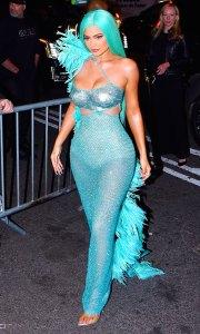 Kylie Jenner Not Pregnant Despite Viral Video From Khloe Kardashian Birthday