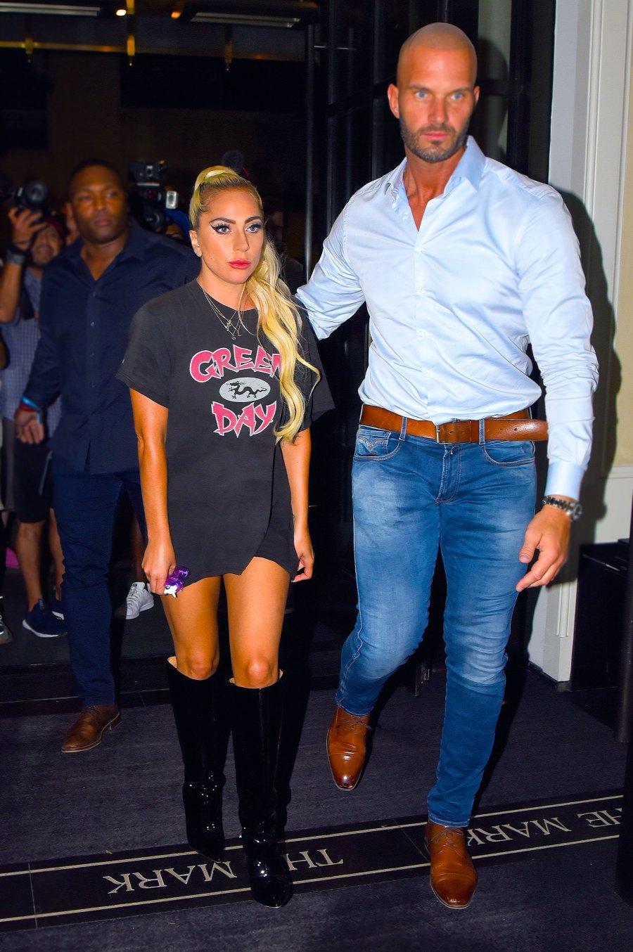 Lady Gaga 80s Look New York June 24, 2019