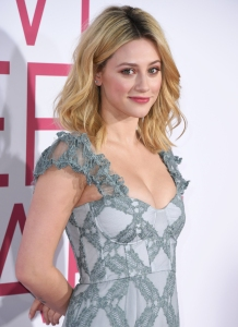 Lili Reinhart Says She Escaped Someone Posing to Be Her Driver