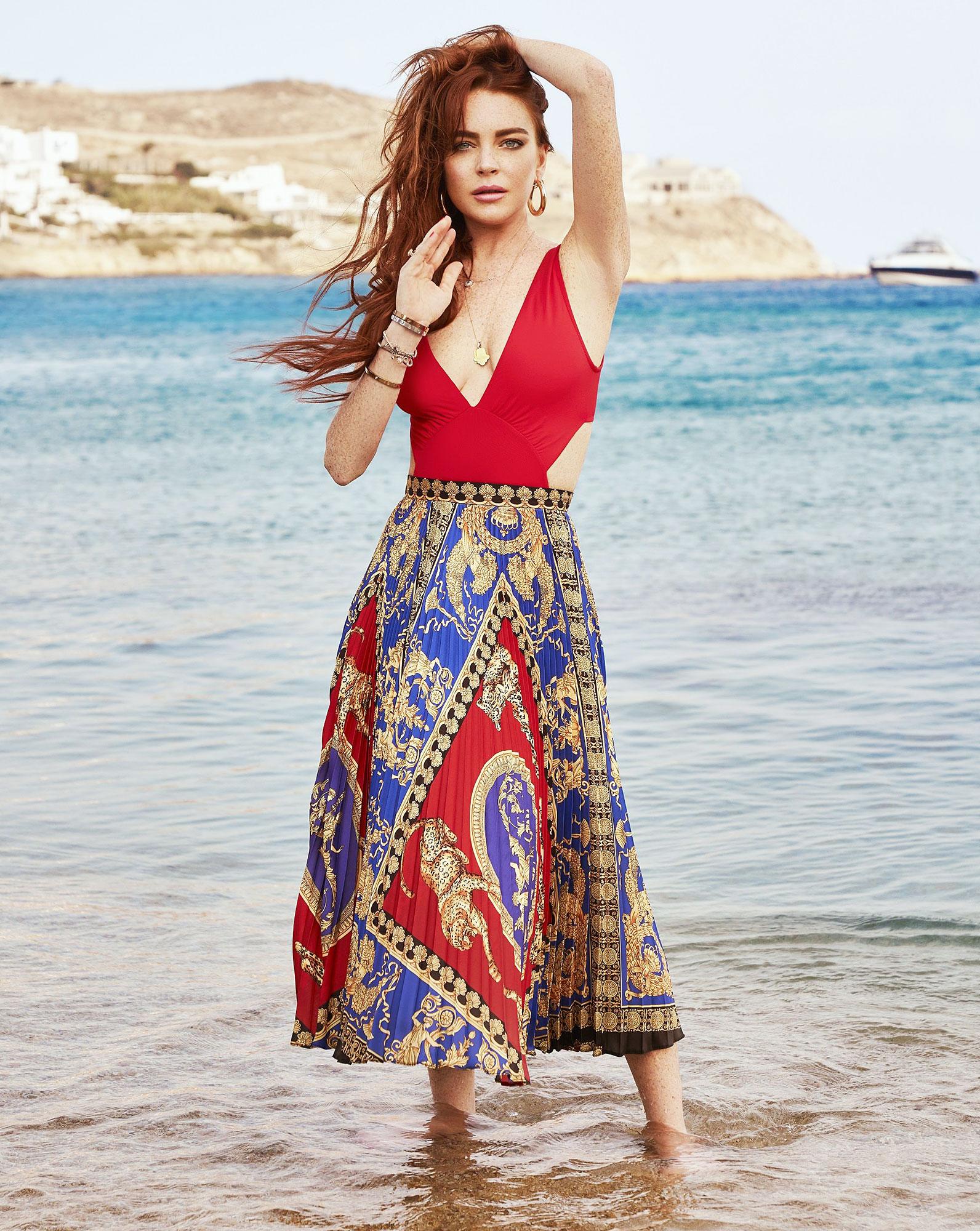 'Lindsay Lohan's Beach Club' Canceled Amid Rumors Her ...