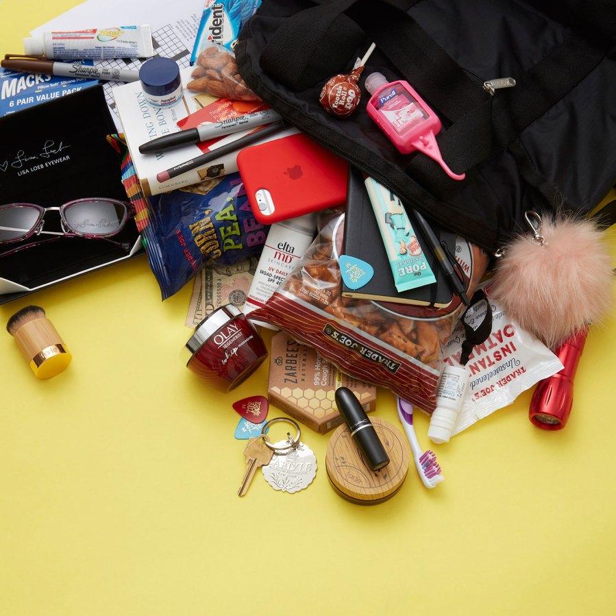 Lisa Loeb Whats In My Bag