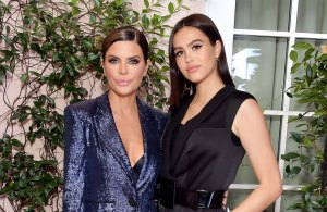 Lisa Rinna's Daughter Amelia Hamlin Gets Real About Her Anorexia Battle
