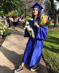 Lisa Rinna Daughter Delilah Belle Hamlin Celeb Kids Graduating