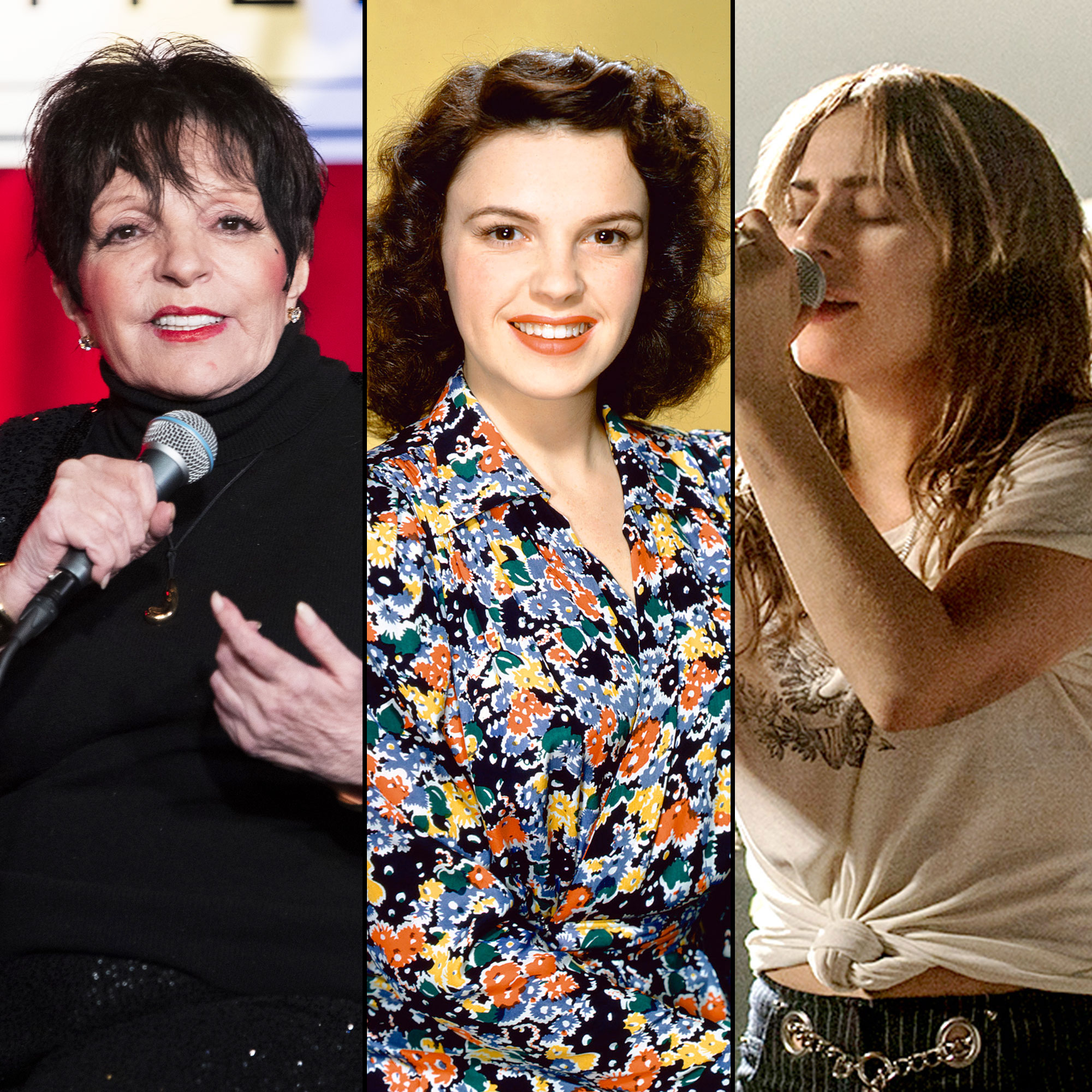 Liza Minnelli Judy Garland Would Ve Laughed At Lady Gaga