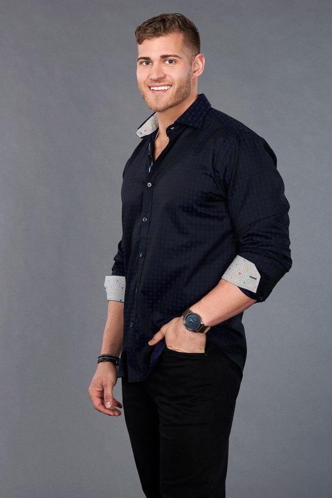 Luke Parker Bachelorette