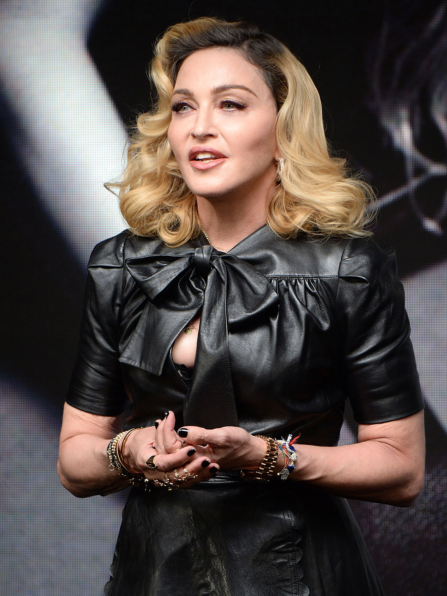 Madonna Chats About Her Flop Album 'Rebel Heart,' Donald Trump, Motherhood, Old Hits and Aging