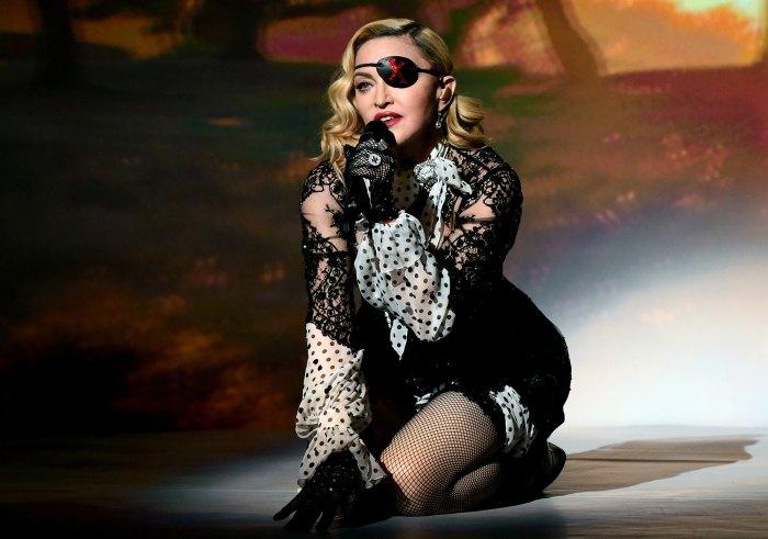 Madonna Slams NYT Profile Piece