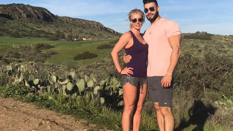 Britney Spears and Sam Asghari's Relationship Timeline