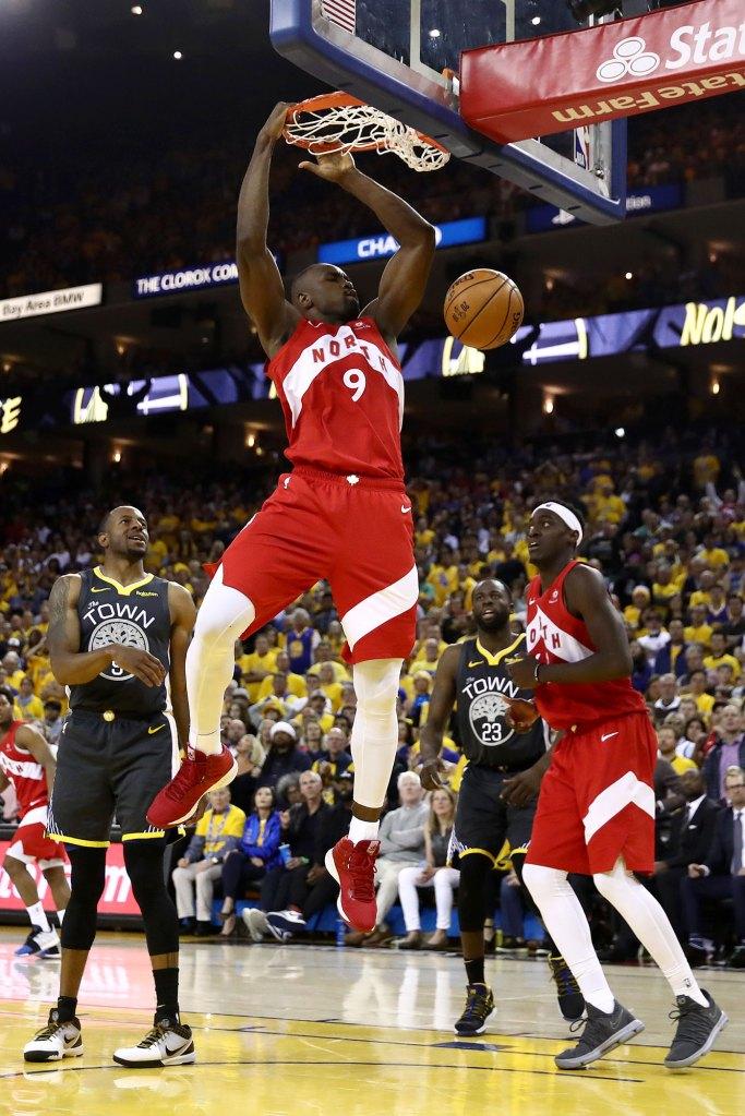 McDonalds Fries Toronto Raptors NBA