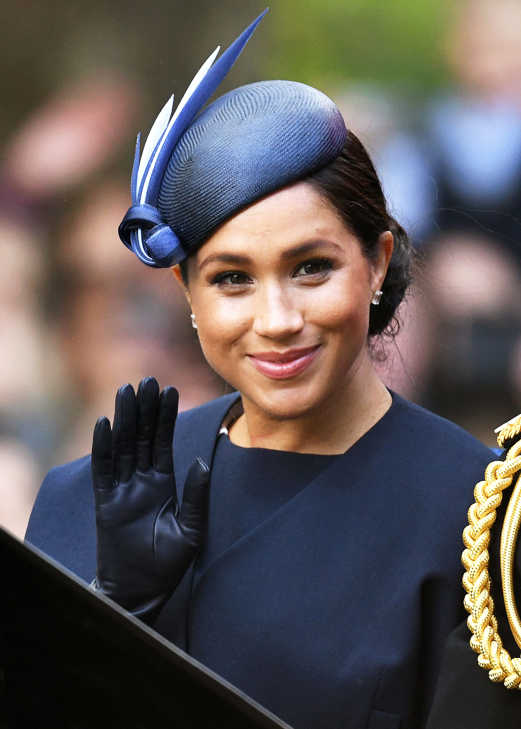 Confirmed: Duchess Meghan Redesigned Her Engagement Ring With More Diamonds! thumbnail