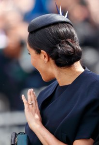 Meghan Markle Trooping the Colour Ring