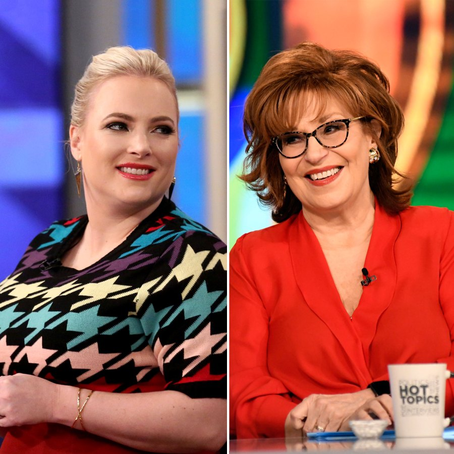Meghan McCain Calls Joy Behar A 'Bitch' On 'The View