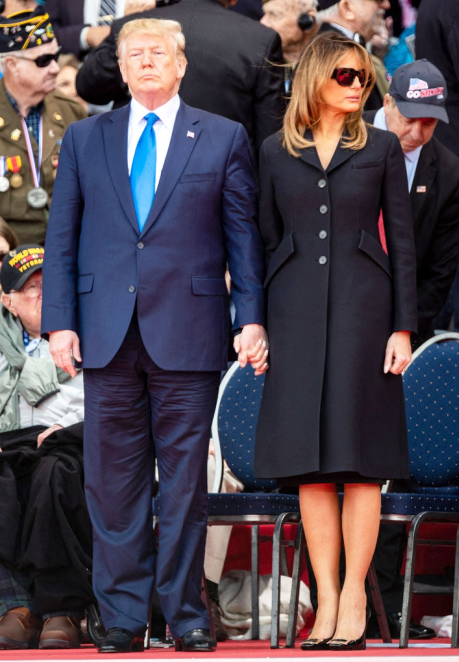 Melania Trump June 6th