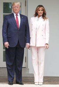 Melania Trump June 12th