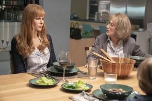Meryl Streep Big Little Lies Without Reading Script