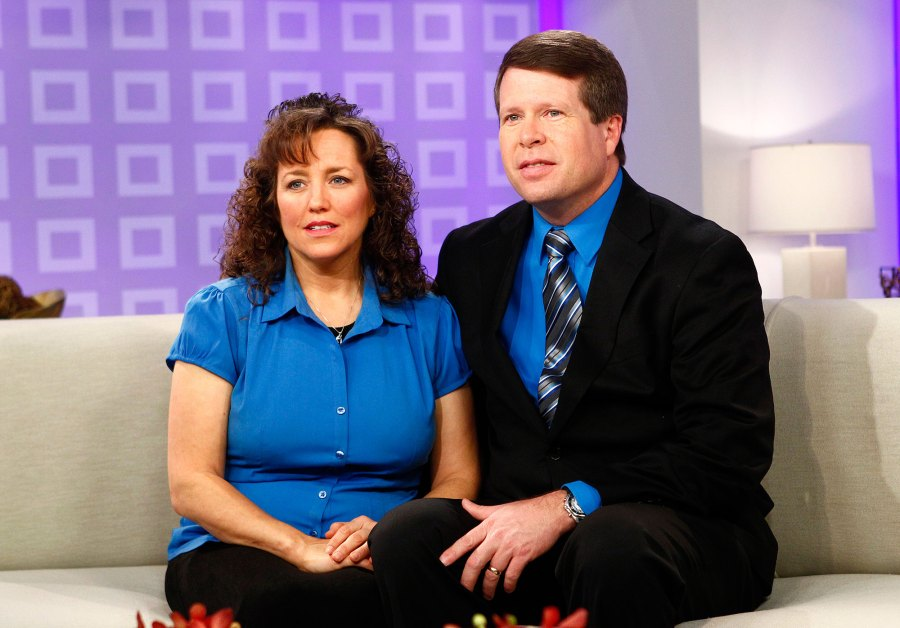 Grandma Mary Duggar Cause of Death Revealed 911 Call Michelle Duggar and Jim Bob Duggar