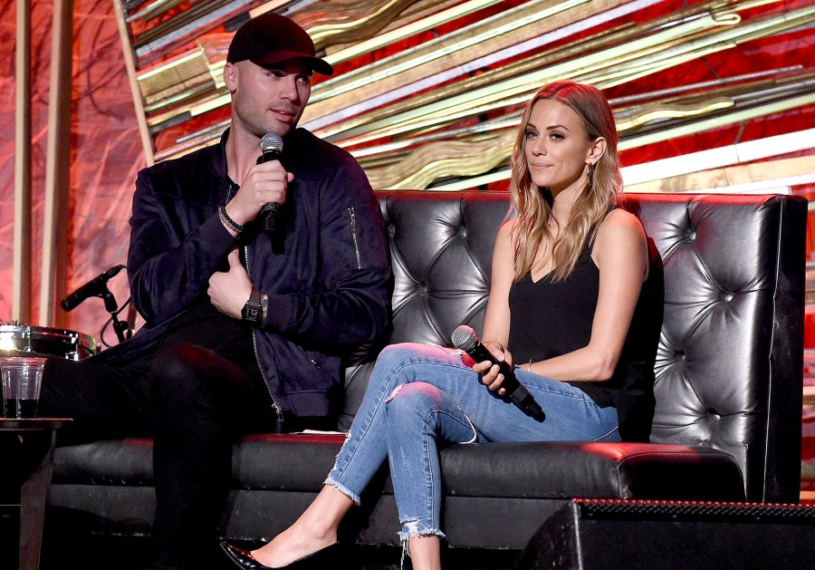 Mike Caussin Would Not Walk Out on Jana Kramer Pod Cast