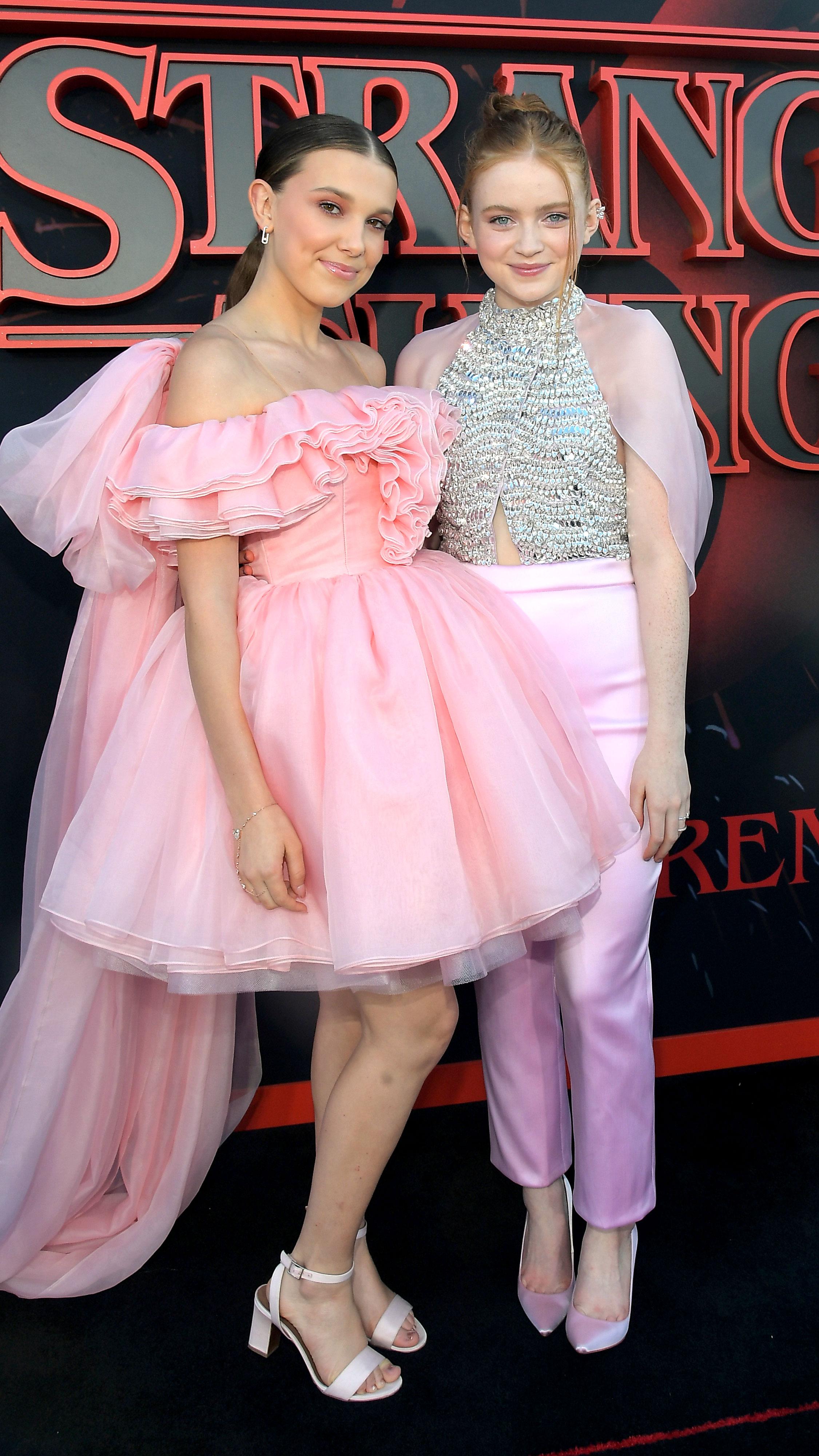 Stranger Things' Season 3 Red Carpet Premiere: Pics