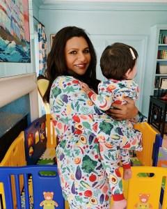 Mindy Kaling On Daughter Katherine Paternity