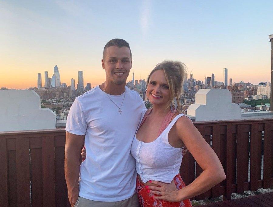 Miranda Lambert Husband Brendan McLoughlin New York City