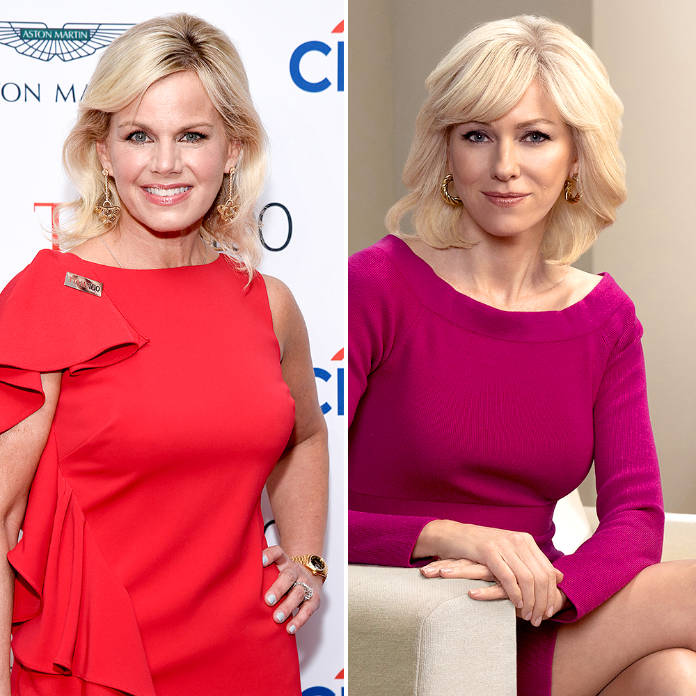 "Naomi-Watts-as-Gretchen-Carlson - ""To take down a man as powerful as Roger is kind of extraordinary,"" Watts told The Hollywood Reporter about playing the powerful role."