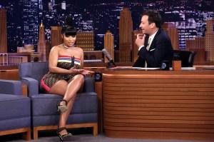 Nicki Minaj Pregnancy Rumors
