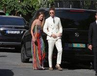 Nicole Kidman, Reese Witherspoon, More Attend Zoe Kravitz's Paris Wedding Eddie Redmayne and Hannah Bagshawe