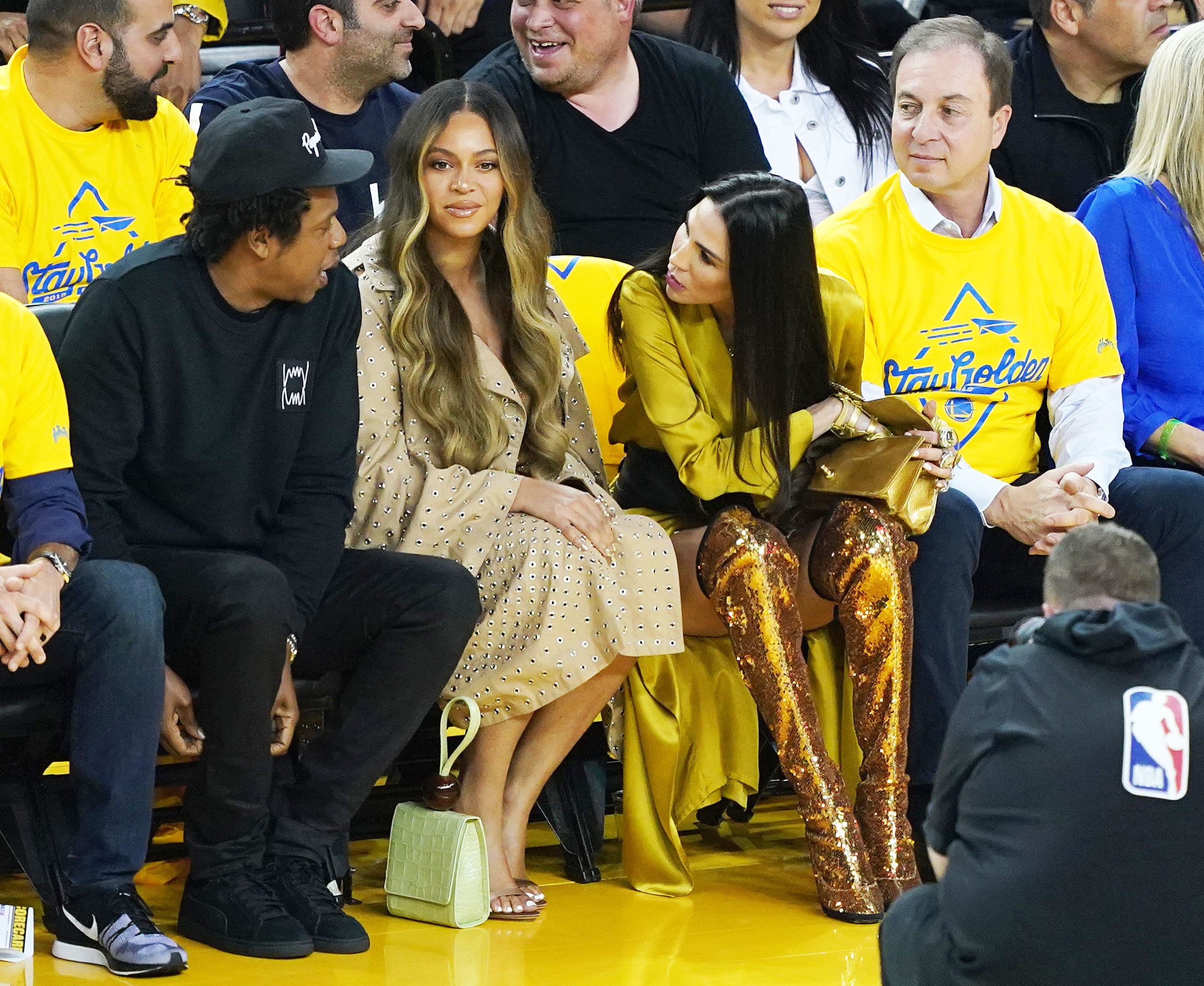 Nicole Lacob Speaks Out Beyonce Glaring Jay-Z