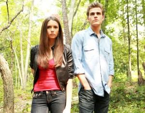 Nina Dobrev Paul Wesley Despised Each Other The Vampire Diaries Set