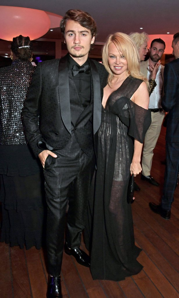 Pamela Anderson Reacts To Son Brandon Thomas Lee Joining The Hills Maddox Gallery