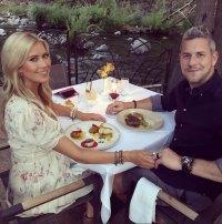 Pregnant Christina Anstead and Husband Ant Enjoy Babymoon in Sedona