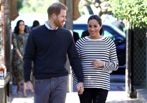 Prince Harry and Duchess Meghan Confirm Family Trip to Africa