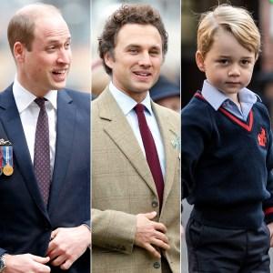 Celebrity Fashion: Prince William's Friend Thomas van Straubenzee Is Engaged to Prince George's Teacher
