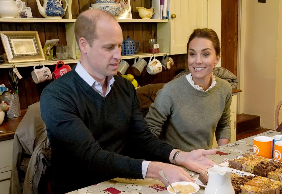 Prince William and Kate Ideal Date Night