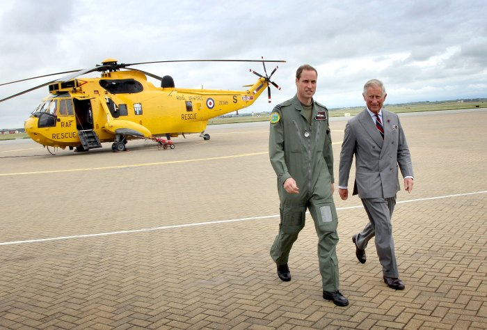 Prince William's Father's Day Tribute Prince Charles