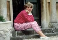 Princess Diana Through the Years