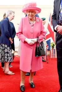 Queen-Elizabeth-D-Day-pink