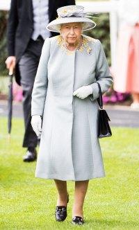 Queen Elizabeth Royal Ascot Day Three June 20