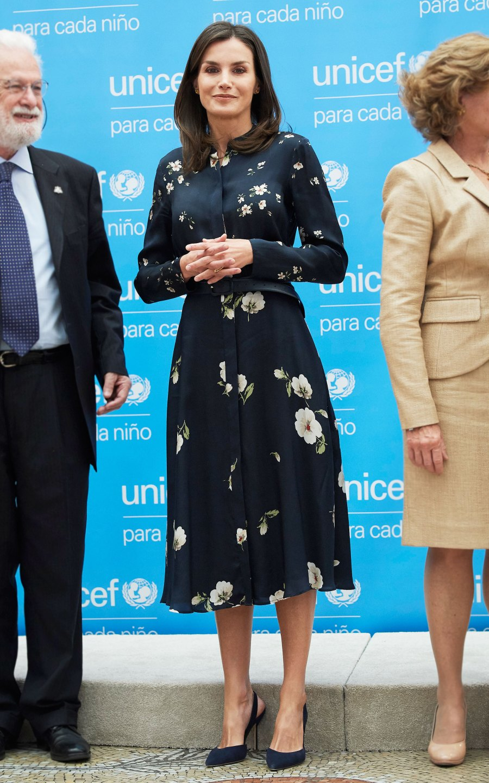 Queen Letizia June 11th