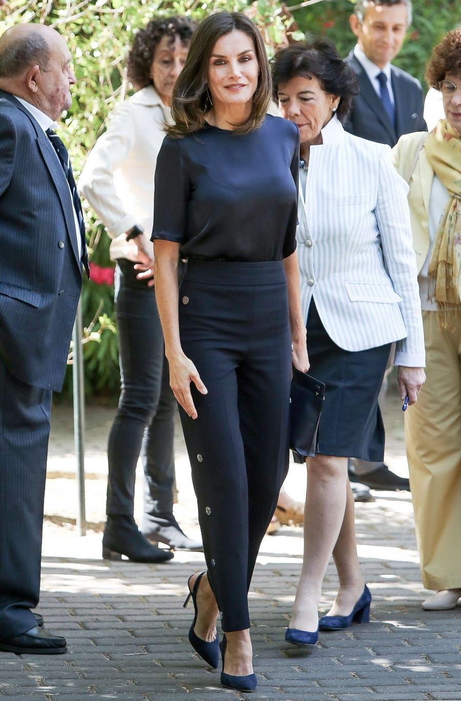 Queen Letizia June 6th