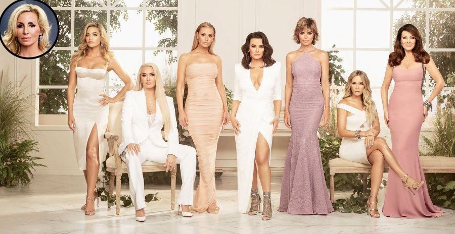 Inside Reunion RHOB Cast With Camille Grammer