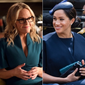Rachael Harris Denial Suits Ending Proud of Duchess Meghan