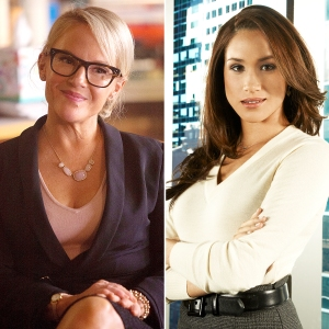 Suits Rachael Harris Thinks Duchess Meghan Going to Be a Wonderful Mom