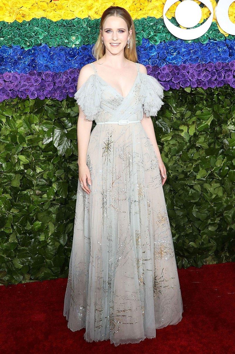 Rachel Brosnahan Tony Awards