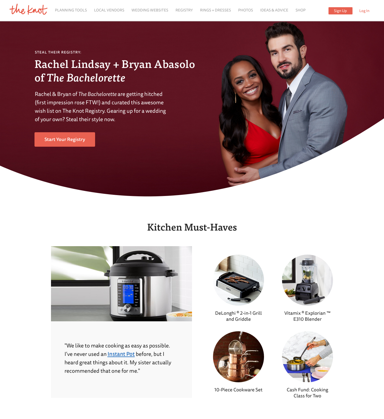 Rachel-Lindsay-wedding-registry